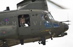 Boeing CH-47 'Chinook' -ZH898 - Royal airforce.