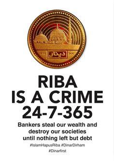 Riba Is A Crime 24-7-365