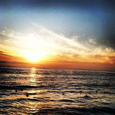 Pacific beach :)