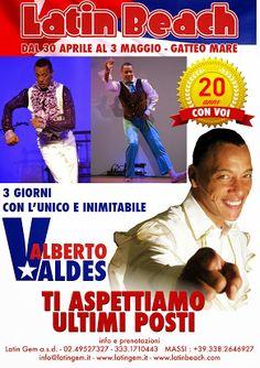 Vivi con noi il weekend danzante più divertente dell'anno www.latinbeach.com  #latingem   #latinbeach #salsa   #hiphop   #zumba   #fitness   #romagna   #ponte   #dance   #stage   #ballo