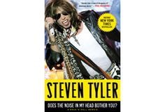 Does the Noise in My Head Bother You? I loved this book!!!!  Steven Tyler is a rock God!!!!