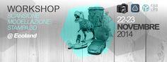 FabLab Messina @ Workshop di Scansione Modellazione e Stampa 3D, Ecoland
