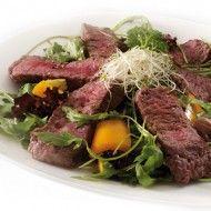 Salade met biefstukreepjes| Lunch | Power Slim