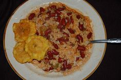 Red Beans & Rice Puerto Rican Recipe