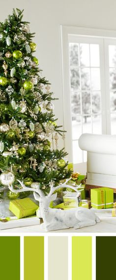 Looking for Christmas Tree decorating inspiration? Interior designer, Laurel Bern shares images of 22 magical christmas trees full of inspiring ideas. Beautiful Christmas Trees, Magical Christmas, Noel Christmas, Green Christmas, Winter Christmas, Christmas Hanukkah, Cheap Christmas, Elegant Christmas, Victorian Christmas