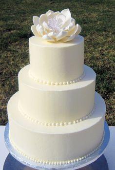 Wedding Cake, By Wendy DeBord