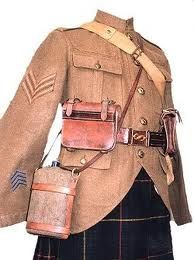 During the war my army and I wore uniforms just like these. They weren't the best but they did the job. There were comfortable enough for us to fight and stay alive. The uniforms were also warm enough so we don't freeze during the night and the winter. We had a little pouch to keep small items in while we are away from our sleeping area.
