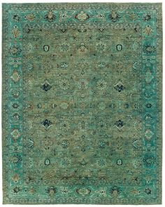 "The Most Beautiful Collection Of Rugs!!... ABC Carpet And Home...Color Reform 8'11""x11'4"""