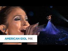 "Jennifer Lopez: ""Feel the Light"" - AMERICAN IDOL XIV - YouTube"