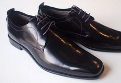 Ted Baker square-toe derby $245 from Gotstyle Menswear.