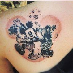 13 Awesome Disney Inspired Tattoos | Tattoo.com