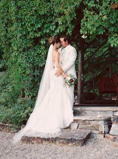 Groom's Attire: Ryan Seacrest Distinction - http://www.stylemepretty.com/portfolio/ryan-seacrest-distinction-2 Wedding Dress: Inez De Santo - http://www.stylemepretty.com/portfolio/inez-de-santo Photography: Jeremiah and Rachel Photography - http://www.stylemepretty.com/portfolio/jeremiah-and-rachel-photography   Read More on SMP: http://www.stylemepretty.com/2015/09/08/romantic-elegant-lakeside-montana-wedding/