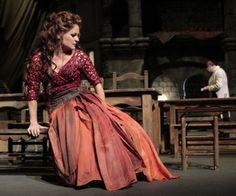 Carmen. Opera de Los Angeles, Setiembre 2013
