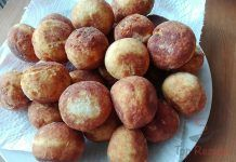 Condensed milk balls, ready within 15 minutes! - recipe stories benefits recipes recipes how to make smoothie smoothie recipes Honey Pops, Kefir Benefits, Kefir Recipes, Party Snacks, Iftar, Finger Foods, Sweet Recipes, Cookie Recipes, Bakery