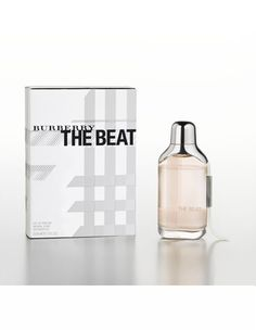 OWN: Burberry - The Beat EDP  An intense and energetic scent. Aarhus.   Top notes: warm bergamot, cardamom, pink pepper and mandarin  Heart notes: Ceylon tea, iris and bluebell add a floral texture  Base notes: White musk, vetiver and cedar wood give depth to this sensual fragrance