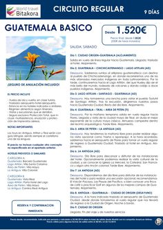 GUATEMALA: Guatemala Basico desde 1.520€ + tasas ultimo minuto - http://zocotours.com/guatemala-guatemala-basico-desde-1-520e-tasas-ultimo-minuto-2/