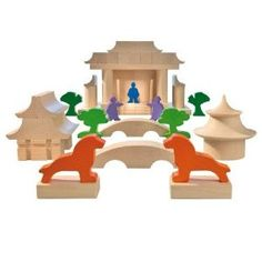 Haba: multicultural block area stuffs