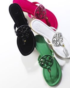 tori sandals..which color to choose?