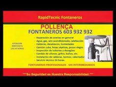 Fontaneros Pollensa Pollença 603 932 932 Plumbers