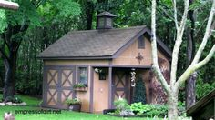 40+ super garden shed ideas