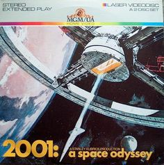 Customer Image Gallery for 2001 A Space Odyssey 2 Laser Disc LaserDisc Set
