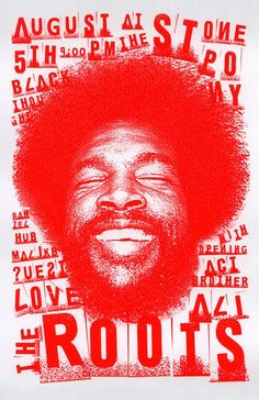 THE ROOTS #poster #graphicdesign