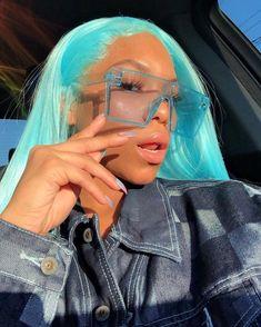 Baddie Hairstyles, Black Girls Hairstyles, Boho Hairstyles, African Hairstyles, Ponytail Hairstyles, Short Hairstyles, Straight Hairstyles, Lace Front Wigs, Lace Wigs