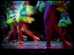 Dancers at the Club Tropicana in Havana