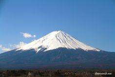 Mt.Fuji @ Kawagujiko Lake