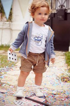 00db45996 Las 99 mejores imágenes de Ropa para Bebe en 2016 | Moda infantil ...