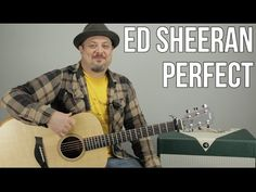 PERFECT CHORDS by Ed Sheeran. This is an easy song to learn on guitar for beginners. Watch the video lesson and play along with the chords here!