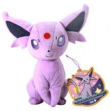 Pokemon Best Wishes plush - Espeon - Tamarket #plushies #toys #evee