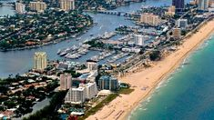 Fort Lauderdale beach - Florida - SUA