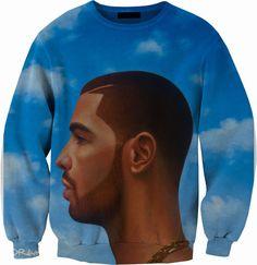 Drake Crewneck May 2017