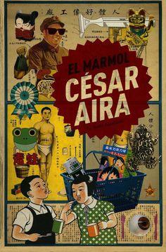 El Mármol, Cesar Aira