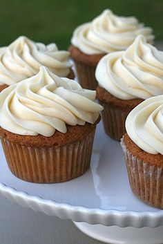 carrot cupcakes by annieseats, via Flickr