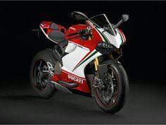 Ducati 1199 Panigale S, Tri colore.