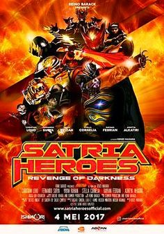 Christian Loho kembali perani Film Satria Heroes: Revenge of Darkness