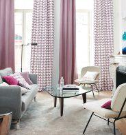 Rideau: les dernières nouveautés pour habiller ses fenêtres avec élégance - Marie Claire Maison  Curtains may create big difference everywhere.
