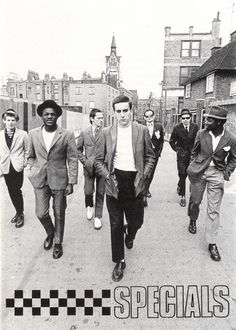 Can't stand still when I hear The Specials.