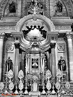 Altar de la Virgen de San Juan