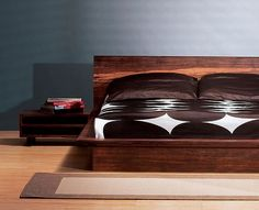 Mandalay Platform Bed Collection