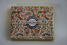 Vintage Piatnik Playing Cards 2 Boxed Sets Highly Collectable In Box NEW
