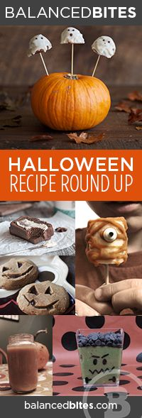 ...a few Paleo Halloween Recipe Round Up! Useful for other times of the year too!