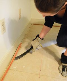 Ripping Up Carpet On Pinterest Redo Stairs Carpets And