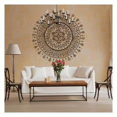 Quieres darle un toque original y de diseño a la decoración de interiores ?. Desde Vinilos Casa ® te proponemos este original y exclusivo vinilo decorativo hindú, con el que podrás decorar paredes, decorar puertas, decorar cristales.