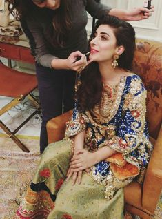 Pakistani Kurta, Pakistani Couture, Pakistani Bridal Dresses, Pakistani Outfits, Desi Clothes, Asian Clothes, Bridle Dress, Girls Fancy Dresses, Eastern Dresses