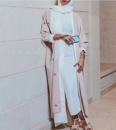 Pinterest: eighthhorcruxx. hijab and abaya image