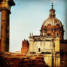 Rome Rome, Taj Mahal, Instagram Posts, Travel, Viajes, Rum, Trips, Traveling, Tourism