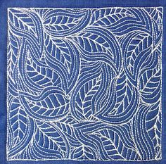 free motion quilting designs | ... design by the Free Motion Quilting Project | free motion quilting